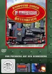 Bahn: Dampfend durch Österreich (verschiedene Filme)