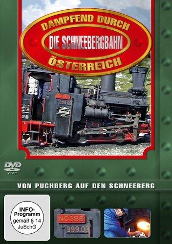 Bahn: Dampfend durch Österreich (verschiedene Filme) -- via Amazon Partnerprogramm