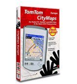 TomTom CityMaps Europe do Navigator (70811.010)