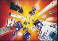 Epson S041217 colour laser paper A3+, 82g, 1250 sheets (C8000/C8200)