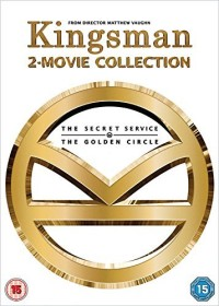 Kingsman: The Secret Service & The Golden Circle (DVD) (UK)