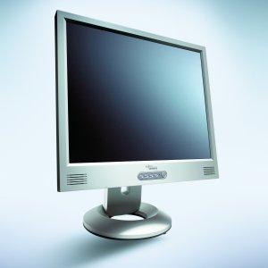 """Fujitsu ScenicView P19-1, 19"""", 1280x1024, analog/digital (S26361-K904-V150)"""