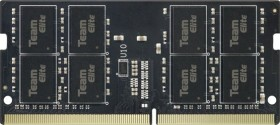 TeamGroup Elite SO-DIMM 16GB, DDR4-2400, CL16-16-16-39 (TED416G2400C16-S01)