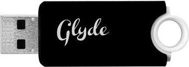 Patriot Glyde 256GB, USB-A 3.0, black/white (PSF256GGLDB3USB)