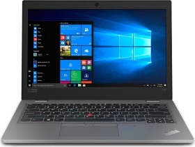 Lenovo ThinkPad L390 silber, Core i5-8265U, 8GB RAM, 256GB SSD, Fingerprint-Reader, 1920x1080, Windows 10 Pro (20NR0014GE)