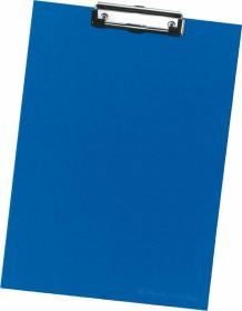 Herlitz Klemmbrett A4, blau (10842417)