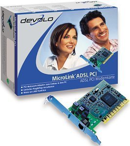devolo MicroLink ADSL PCI (1873/1877/1885)