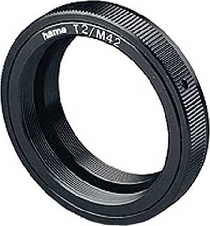 Hama camera adapter T2 (various types) -- via Amazon Partnerprogramm