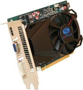 Sapphire Radeon HD 6670, 2GB DDR3, VGA, DVI, HDMI, lite retail (11192-11-20G)