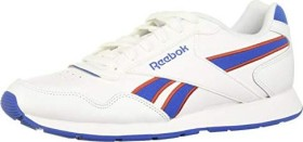 Reebok Royal Glide white/humble blue/legacy red (Herren) (EF7693)