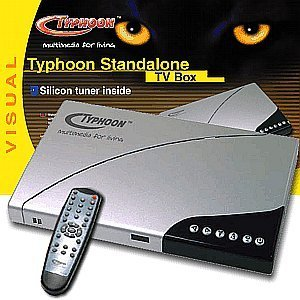 Anubis Typhoon standalone TV Box (50672)