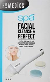 HoMedics FAC-100-EU Spa Cleanse perfect sound-facial cleansing brush