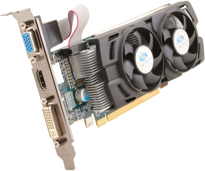 Sapphire Radeon HD 5670, 1GB GDDR5, VGA, DVI, HDMI, lite retail (11168-39-20G)