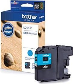 Brother Tinte LC12EC cyan hohe Kapazität