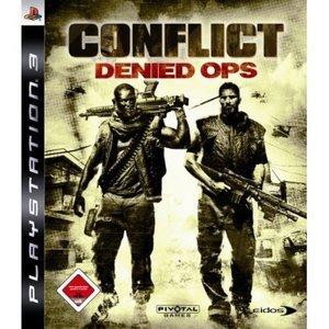 Conflict: Denied Ops (deutsch) (PS3)