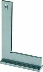 Helios-Preisser 0370 GG1 square with base stainless 300x200mm (0370207)