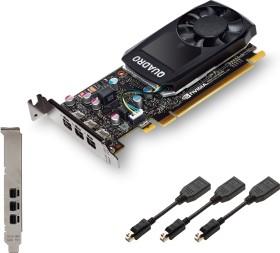 PNY Quadro P400, 2GB GDDR5, 3x mDP (VCQP400-PB)