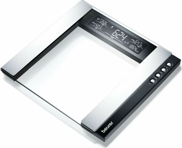 Beurer BG55 electronic body analyser scale -- via Amazon Partnerprogramm
