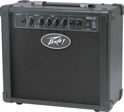 Peavey TransTube Solo -- via Amazon Partnerprogramm