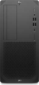 HP Z2 Tower G5 Workstation, Core i7-10700K, 32GB RAM, 512GB SSD, RTX A4000 (4F833EA#ABD)