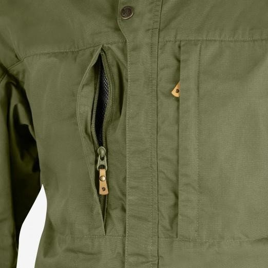new styles 700d9 53dd5 Fjällräven Skogsö Jacke grün (Herren) (F81698-620)