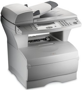 Lexmark X422, S/W-Laser (16L0066)