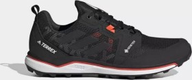 adidas Terrex Agravic GTX core black/solar red (men) (EH3569)