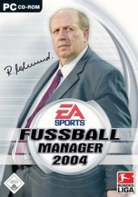 EA Sports Fußball Manager 2004 (PC)