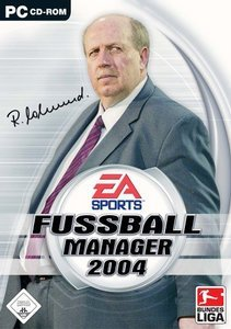 EA Sports Fußball Manager 2004 (deutsch) (PC)