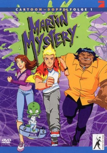 Martin Mystery -- via Amazon Partnerprogramm
