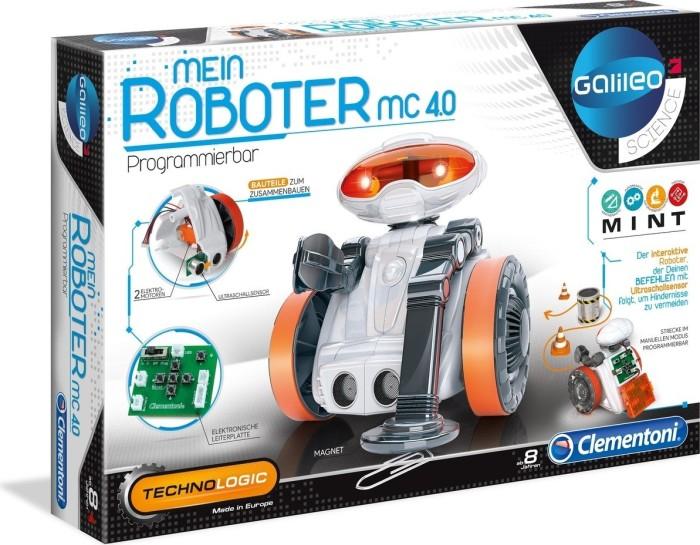 Clementoni Galileo - Mein Roboter MC 4.0 (59054)