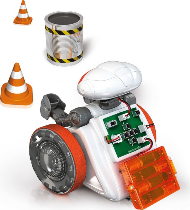 Galileo 59054 Mein Roboter MC 4.0 Clementoni