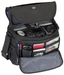 Tamrac 5784 Evolution Messenger 4 camera bag black