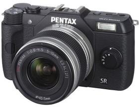 Pentax Q10 schwarz mit Objektiv 5-15mm 2.8-4.5 (12126)