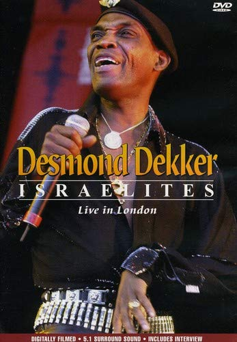 Desmond Dekker - Israelites: Live in London -- via Amazon Partnerprogramm