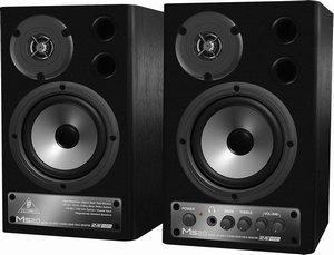 Behringer Digital Monitor Speakers MS20 Paar -- © Copyright 200x, Behringer International GmbH
