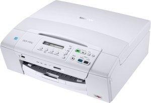 Brother DCP-197C, ink (DCP197CU1)