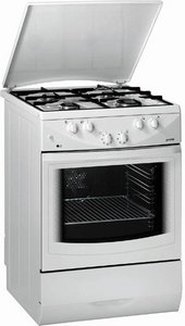 Gorenje K7704W gas cooker