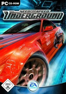 Need for Speed: Underground (niemiecki) (PC)