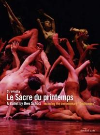 Igor Strawinsky - Le Sacre du Printemps (DVD)