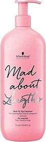 Schwarzkopf Mad About Lengths Shampoo, 1000ml