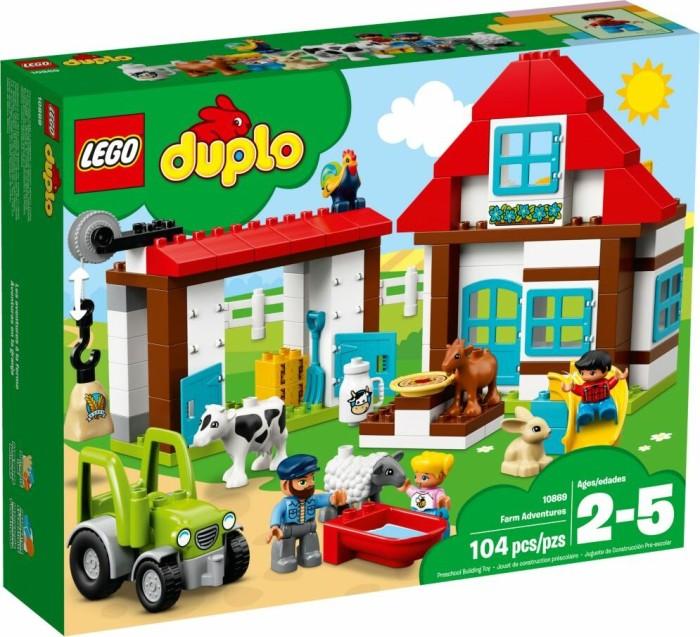 LEGO Baukästen & Sets Lego Duplo Steine und Co Kinder Beste Spaß auf dem Bauernhof Spielzeug