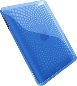 iFrogz SoftGloss hard case for Apple iPad blue (IPAD-SG-BLU)
