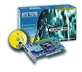 Elsa Gladiac 920, GeForce3, 64MB DDR, TV-out, AGP, Bulk (60381)