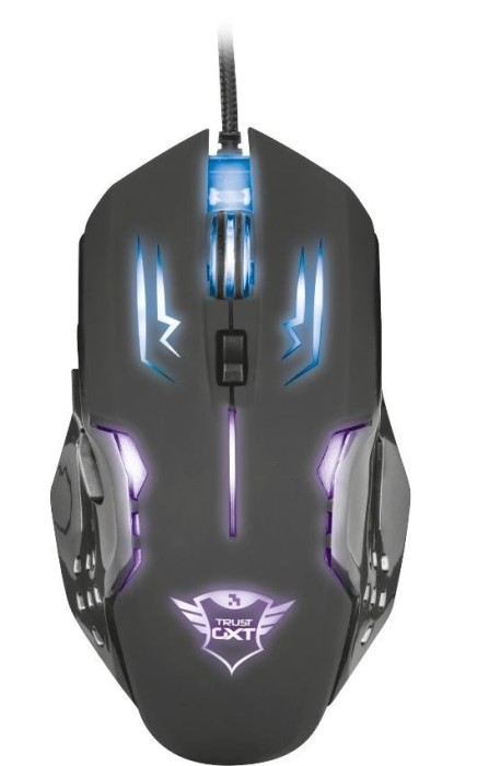 Trust Gaming GXT 108 Rava Gaming Mouse (22090)