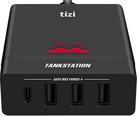 Equinux tizi Tankstation USB-C + 3x USB-A 75W (EQ21629-FBA) -- via Amazon Partnerprogramm