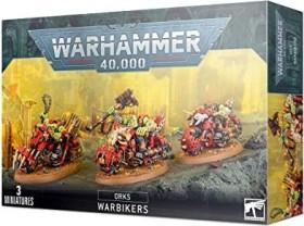 Games Workshop Warhammer 40.000 - Orks - Warbiker Mob (99120103057)