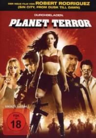 Grindhouse: Planet Terror (DVD)