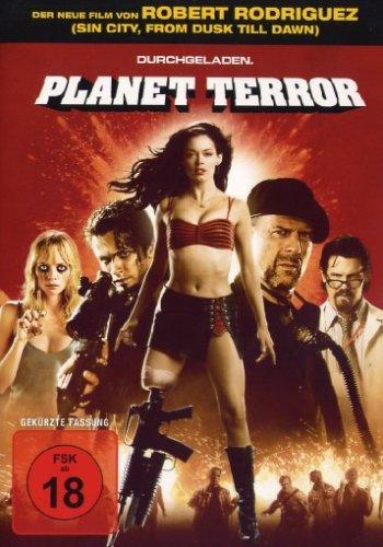 Grindhouse: Planet Terror -- via Amazon Partnerprogramm