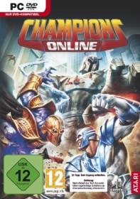 Champions Online (MMOG) (PC)